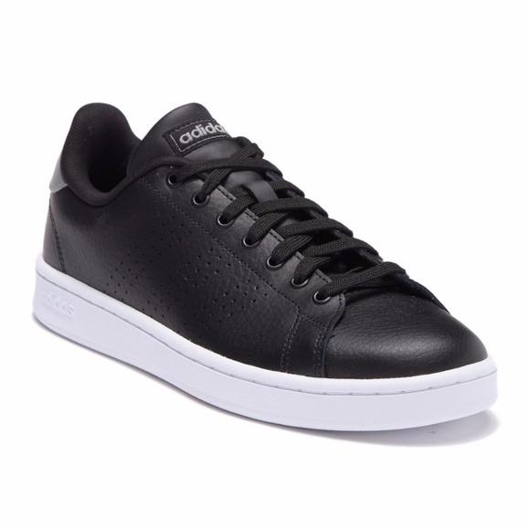 adidas advantage leather
